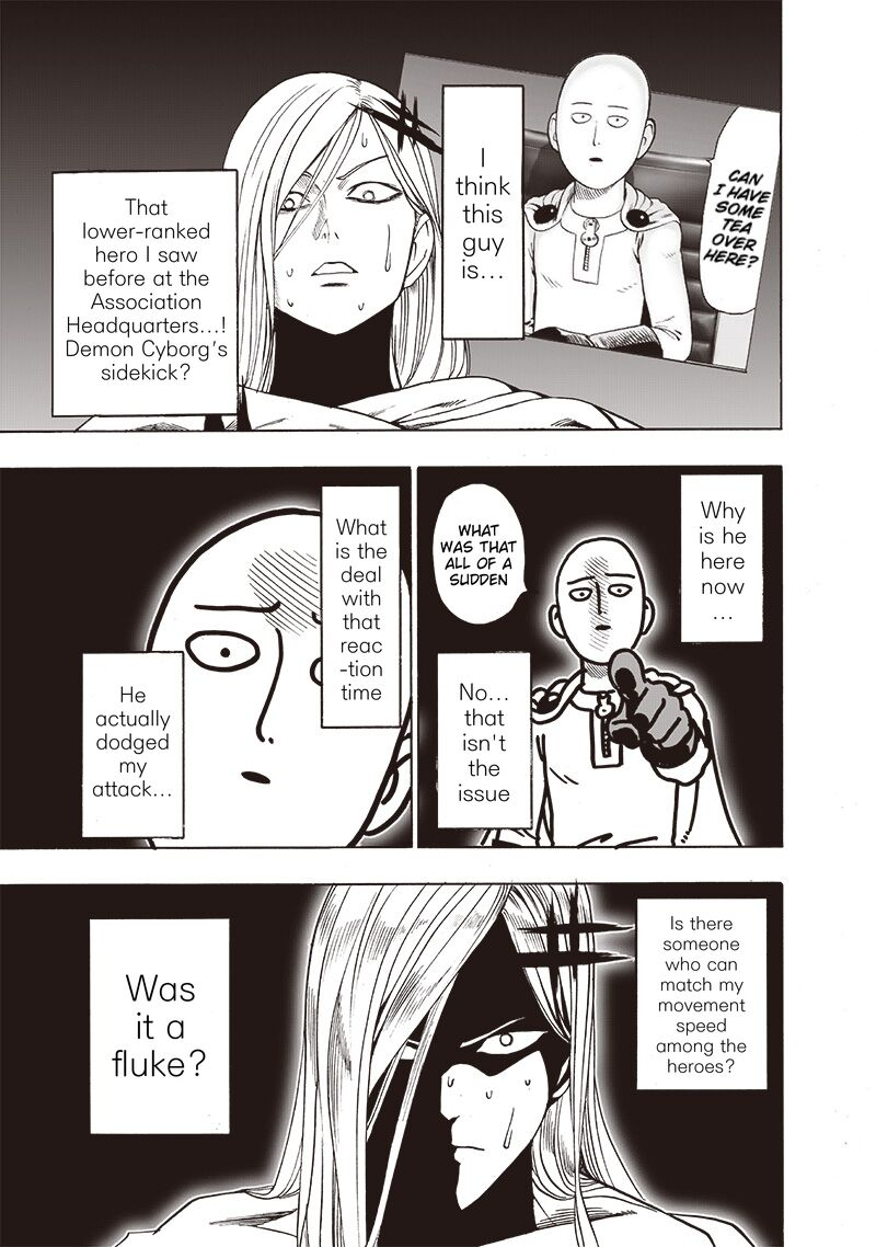 One Punch Man Chapter 115 Read Online Image 16