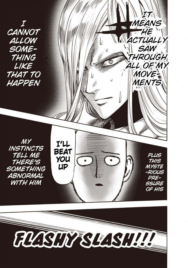 One Punch Man Chapter 115 Read Online Image 18