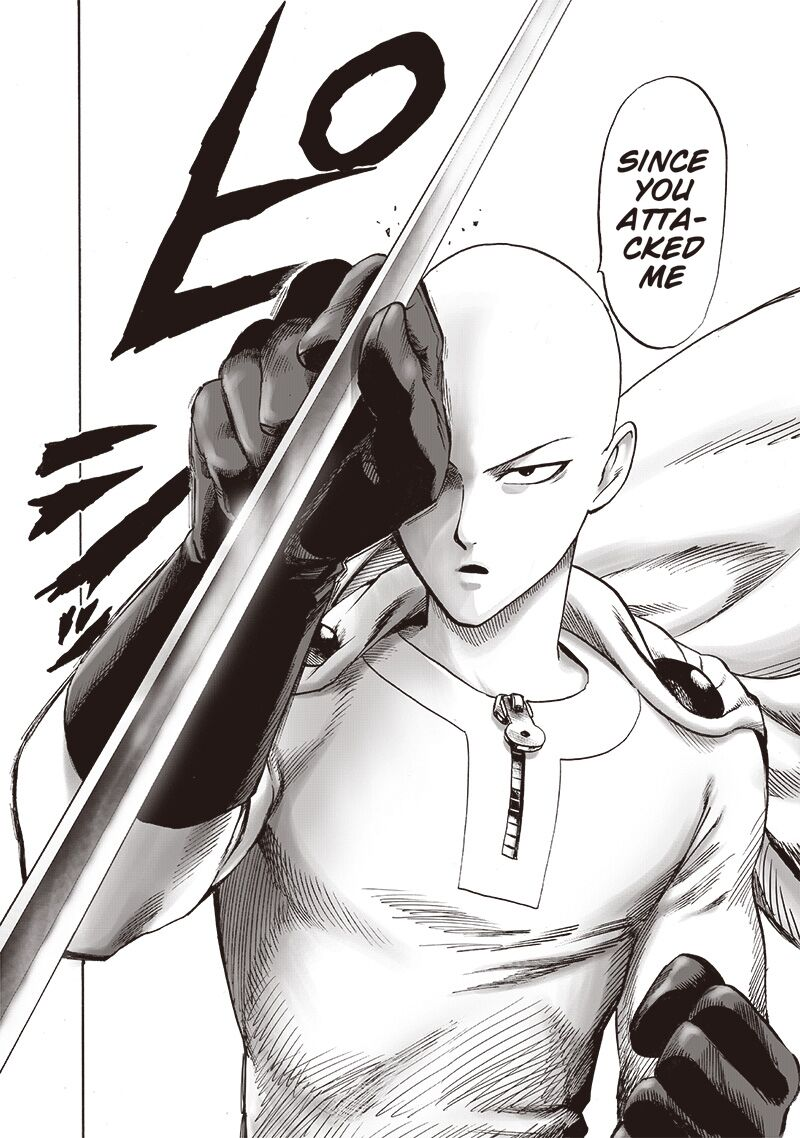 One Punch Man Chapter 115 Read Online Image 19