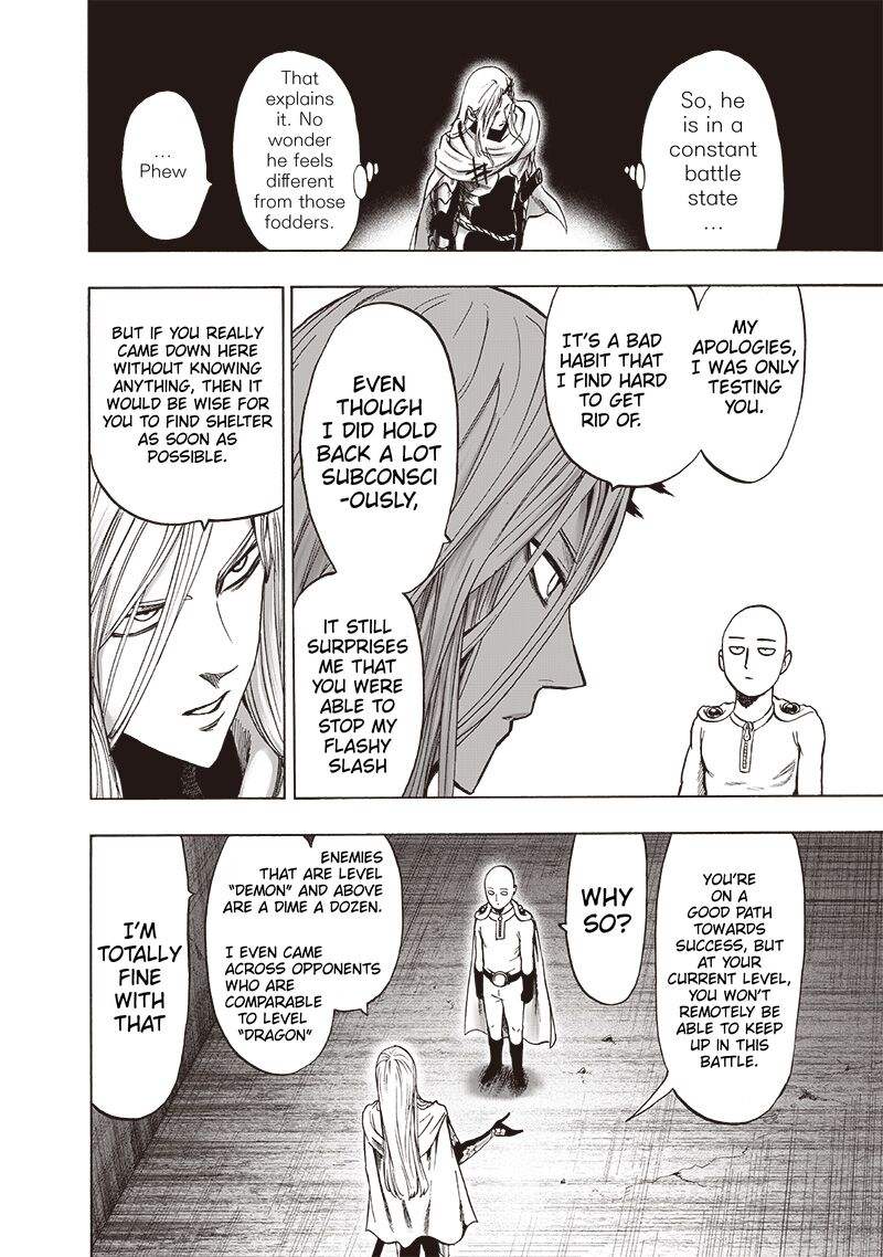 One Punch Man Chapter 115 Read Online Image 23
