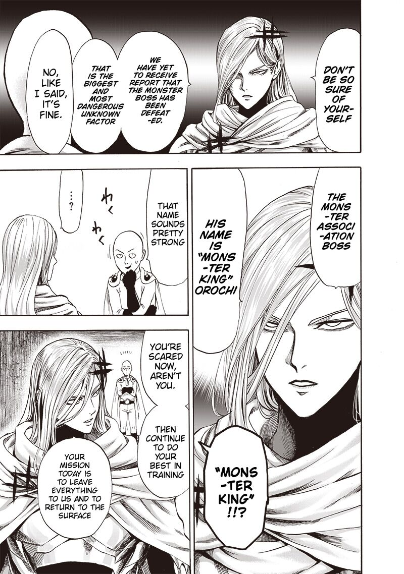 One Punch Man Chapter 115 Read Online Image 24