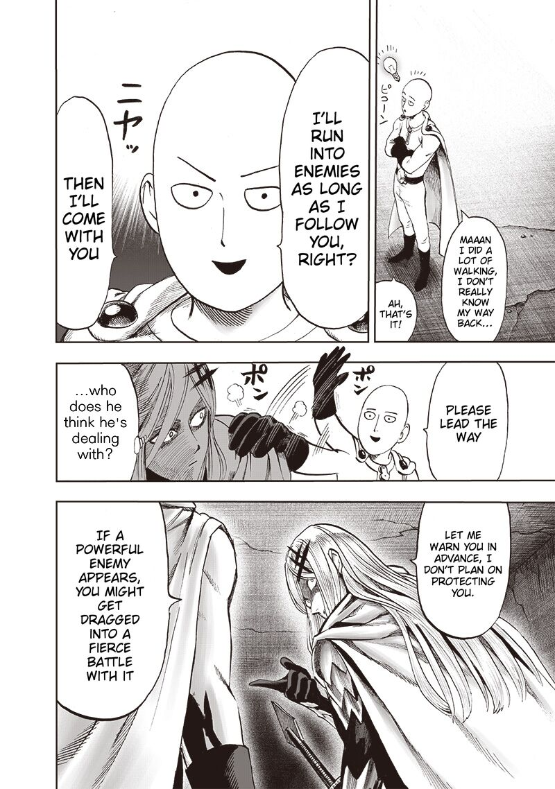 One Punch Man Chapter 115 Read Online Image 25