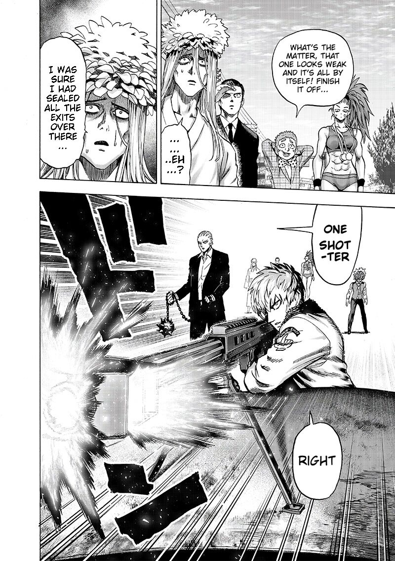 One Punch Man Chapter 116 Read Online Image 9