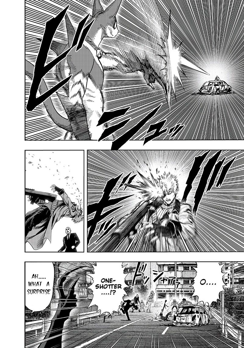 One Punch Man Chapter 116 Read Online Image 11