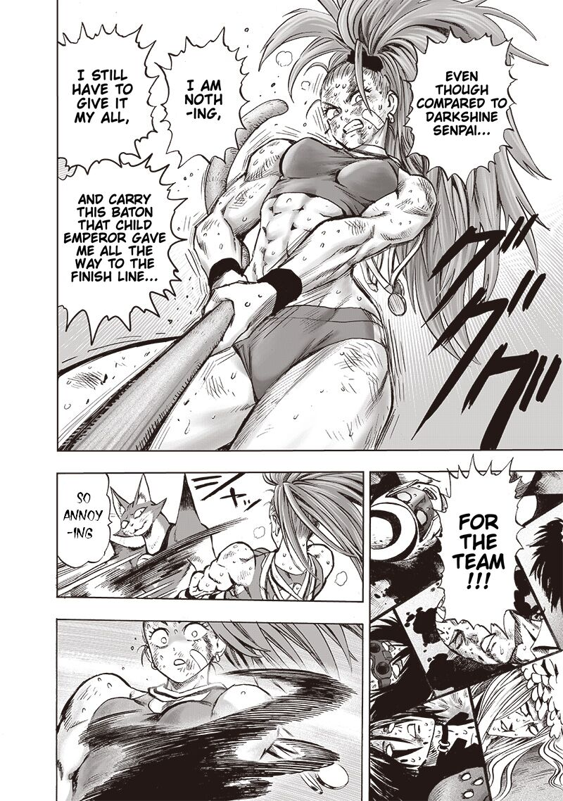 One Punch Man Chapter 117 Read Online Image 2