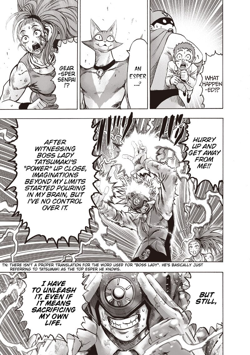 One Punch Man Chapter 117 Read Online Image 5