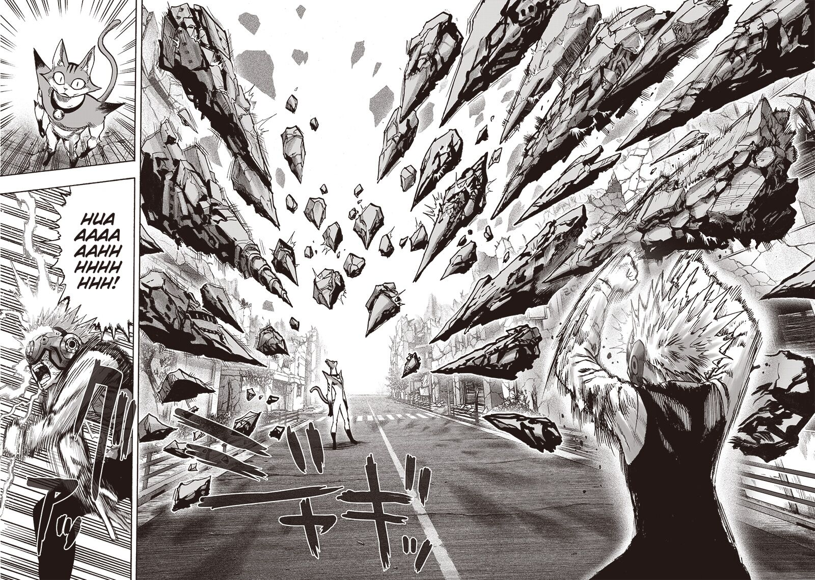 One Punch Man Chapter 117 Read Online Image 7