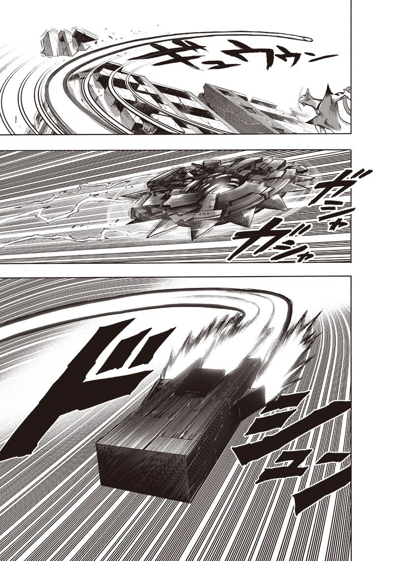 One Punch Man Chapter 117 Read Online Image 15