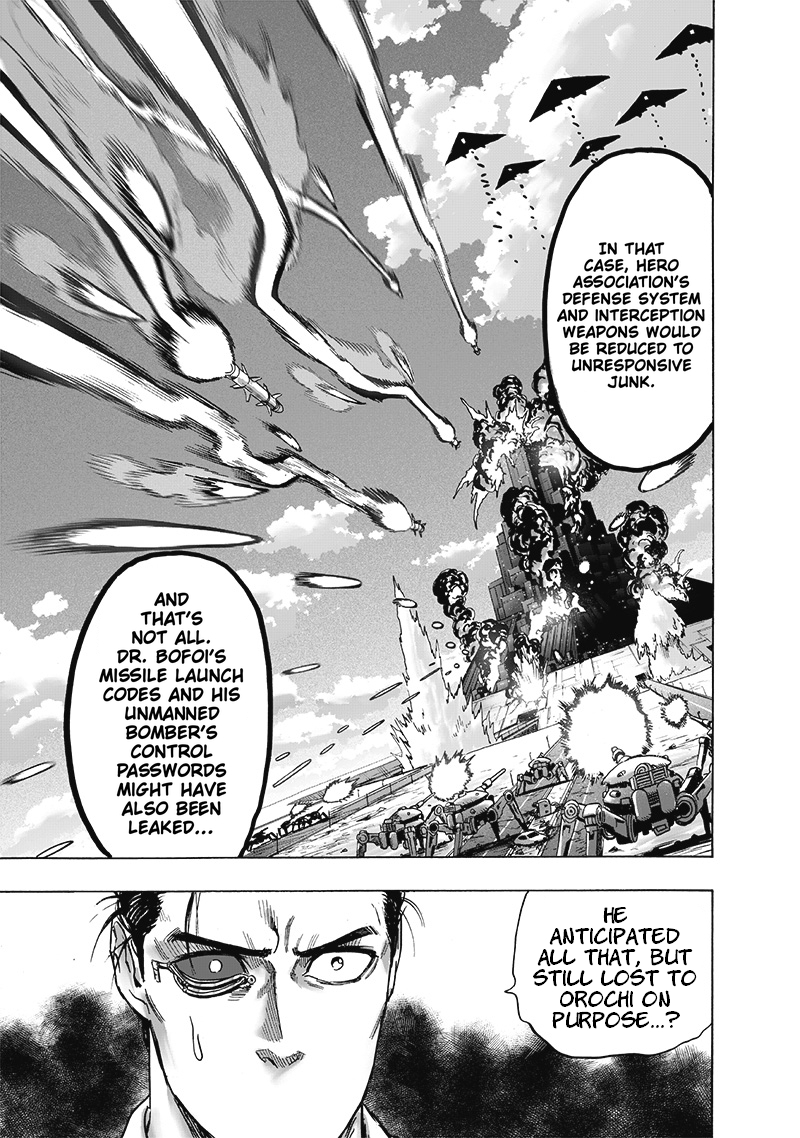 One Punch Man Chapter 119 Read Online Image 14