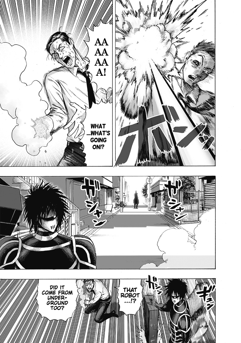 One Punch Man Chapter 119 Read Online Image 18