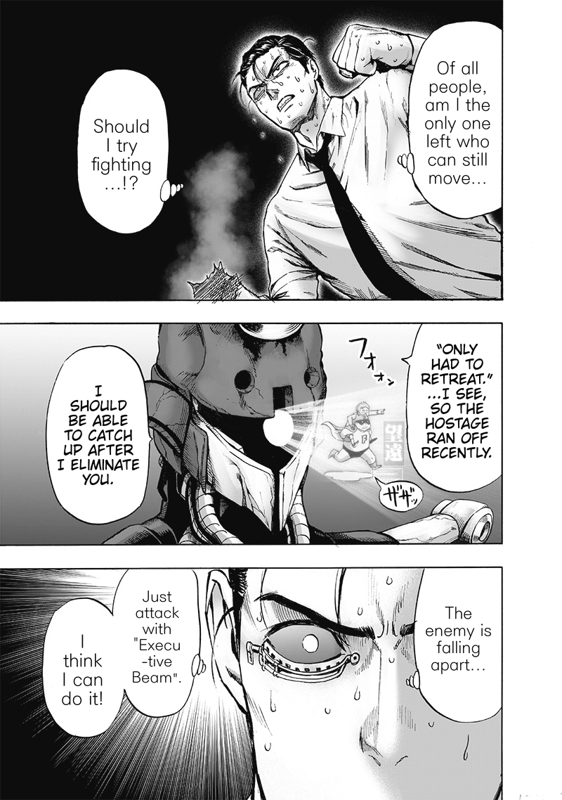 One Punch Man Chapter 119 Read Online Image 22