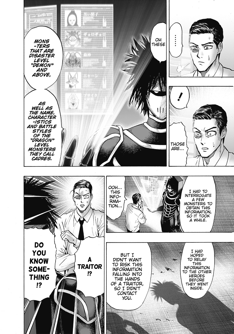 One Punch Man Chapter 119 Read Online Image 7