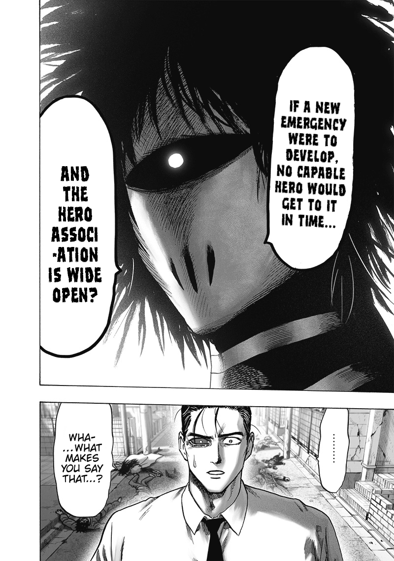 One Punch Man Chapter 119 Read Online Image 9
