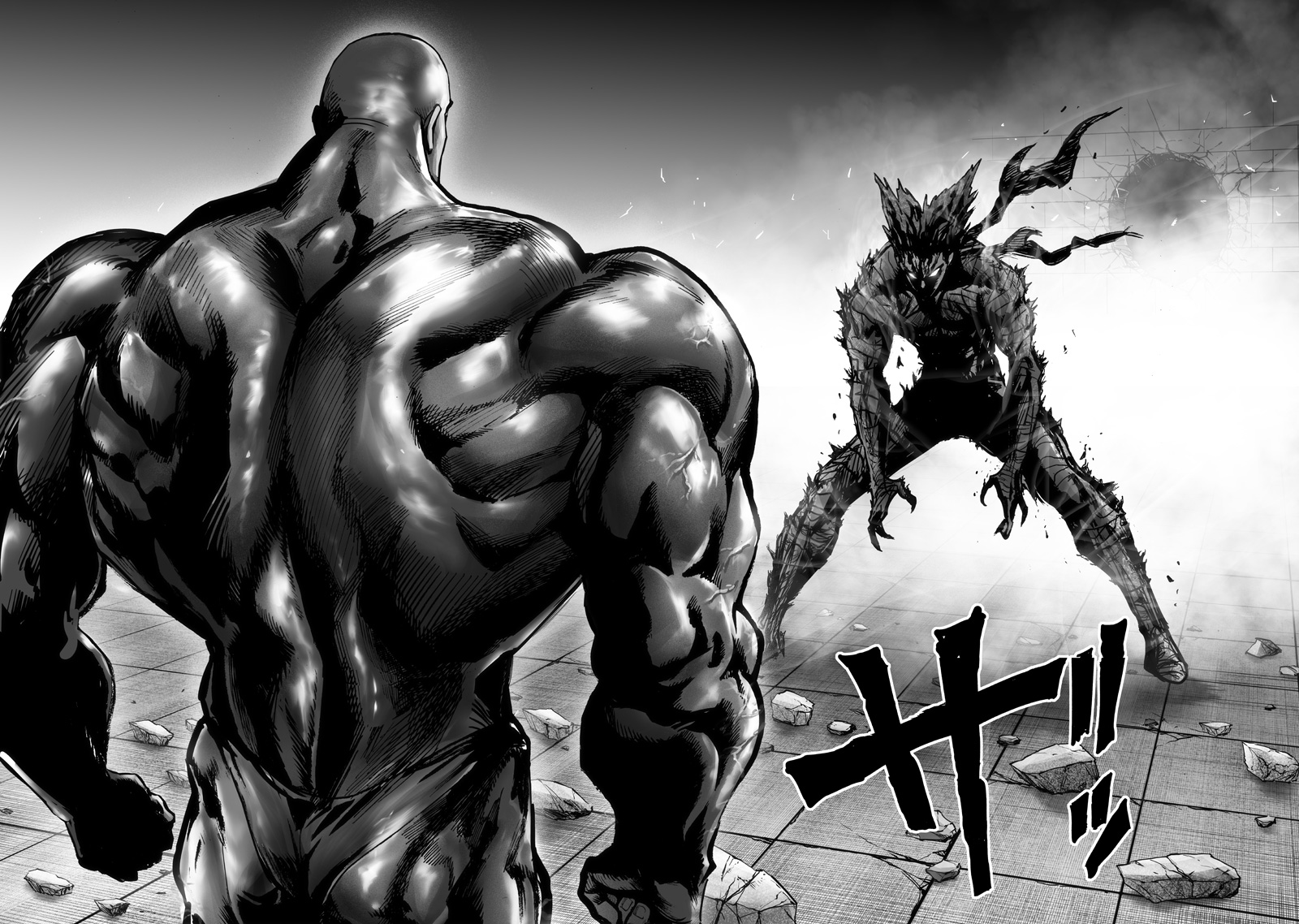 One Punch Man Chapter 121 Read Online Image 10