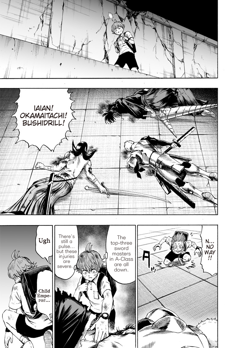 One Punch Man Chapter 121 Read Online Image 12