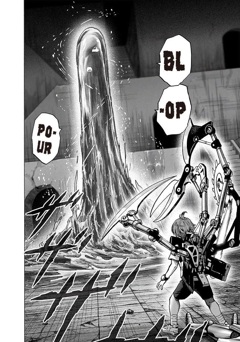One Punch Man Chapter 121 Read Online Image 15
