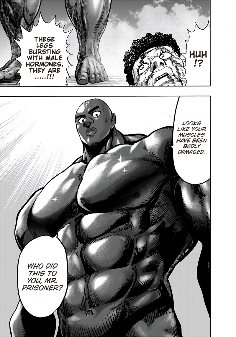 One Punch Man Chapter 121 Read Online Image 5