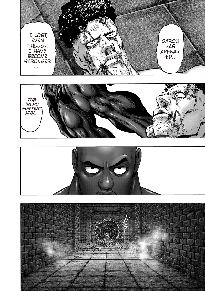 One Punch Man Chapter 121 Read Online Image 6