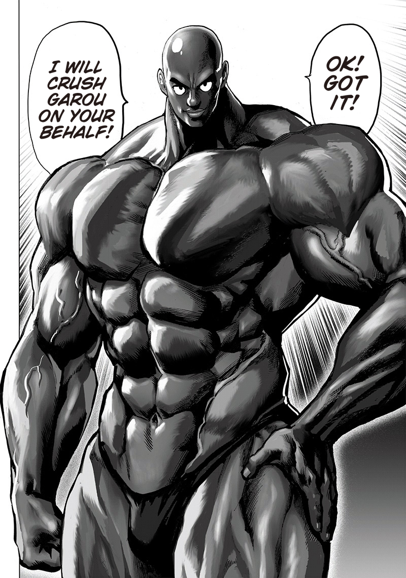 One Punch Man Chapter 121 Read Online Image 8