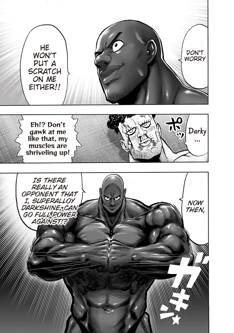 One Punch Man Chapter 121 Read Online Image 9
