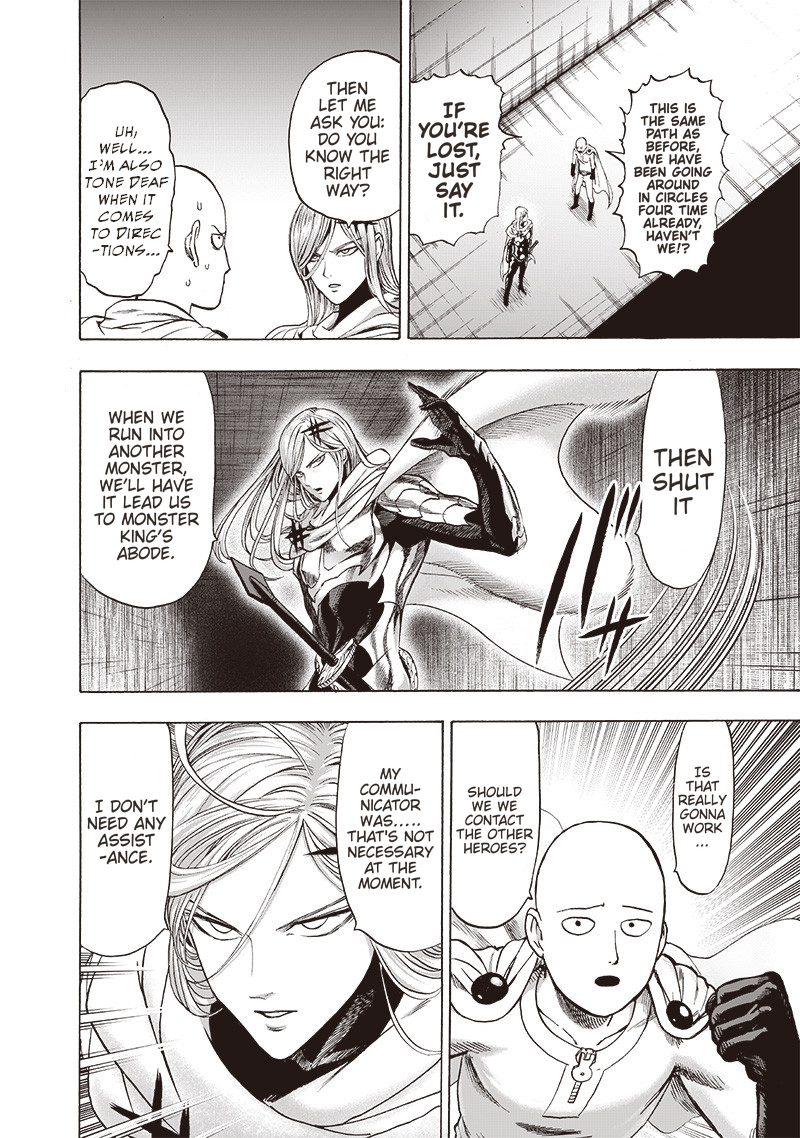One Punch Man Chapter 122 Read Online Image 15