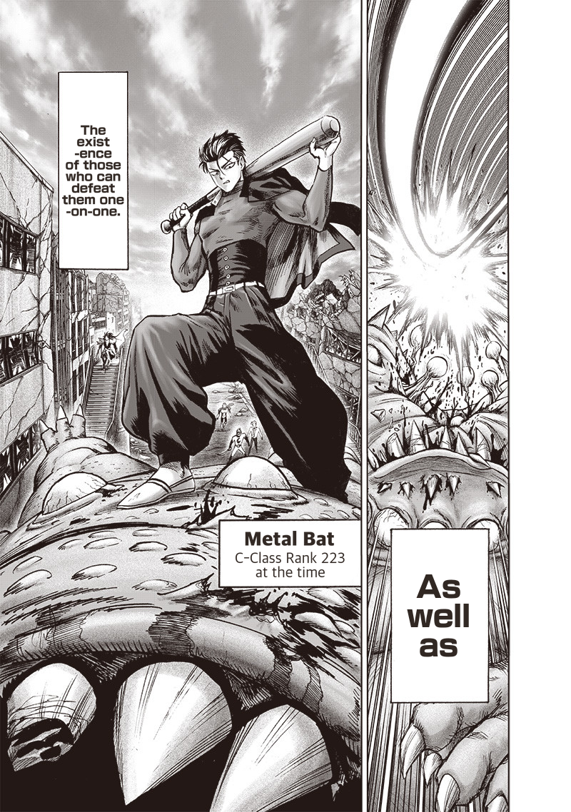 One Punch Man Chapter 122 Read Online Image 18