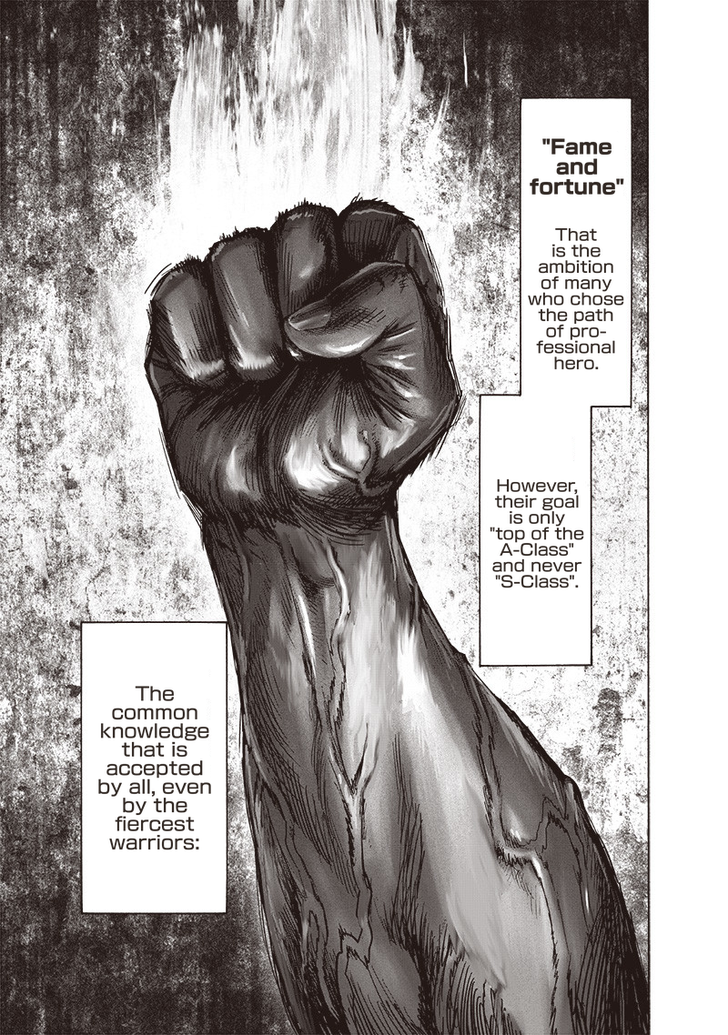 One Punch Man Chapter 122 Read Online Image 21