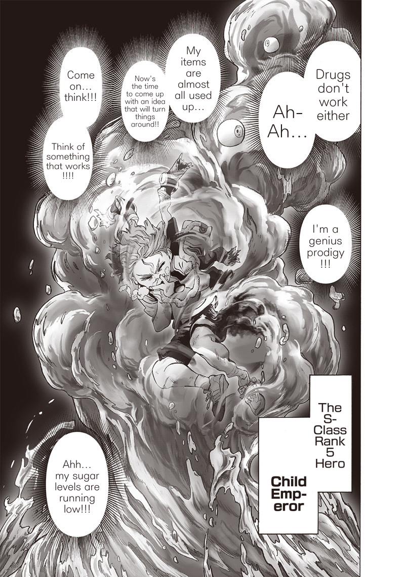 One Punch Man Chapter 123 Read Online Image 10