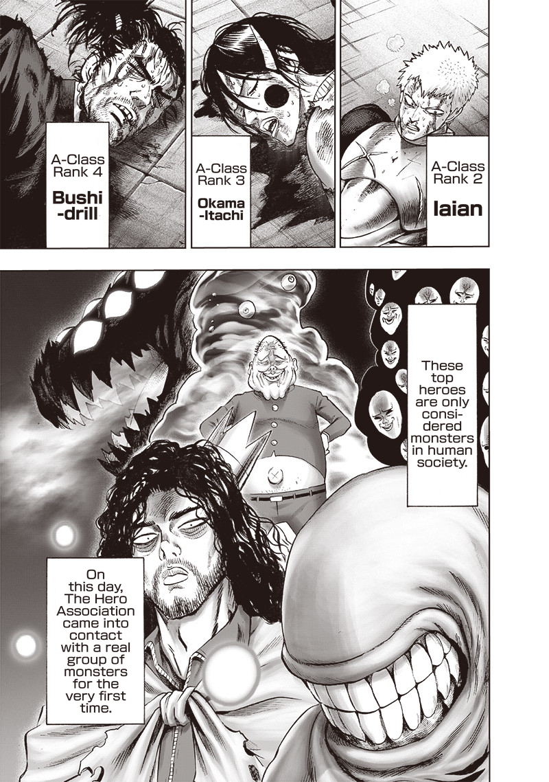 One Punch Man Chapter 123 Read Online Image 12