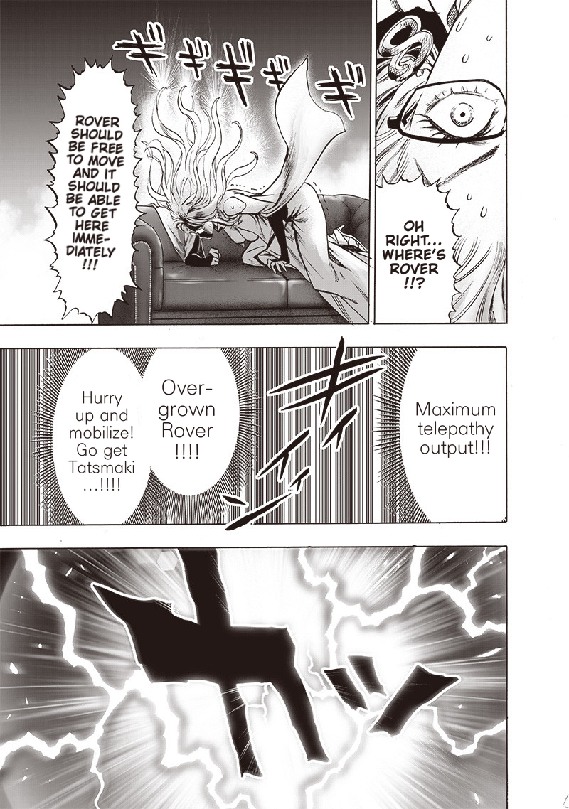 One Punch Man Chapter 123 Read Online Image 26