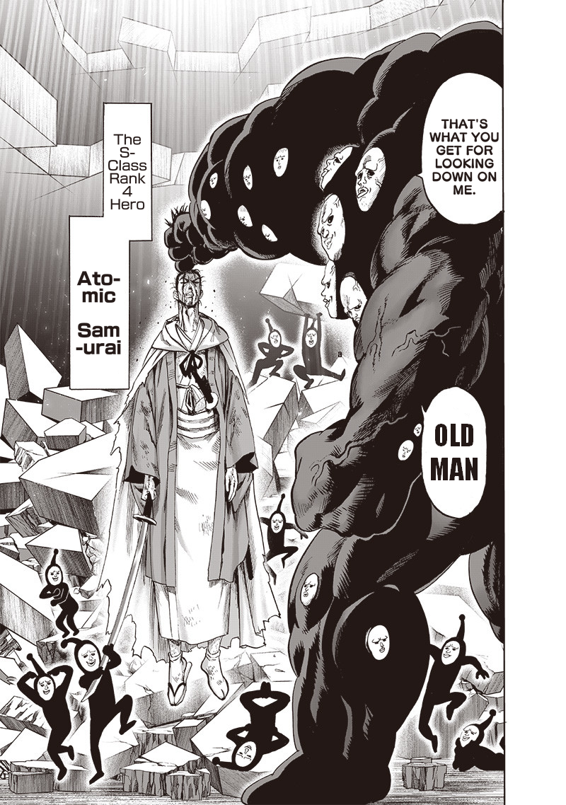 One Punch Man Chapter 123 Read Online Image 8