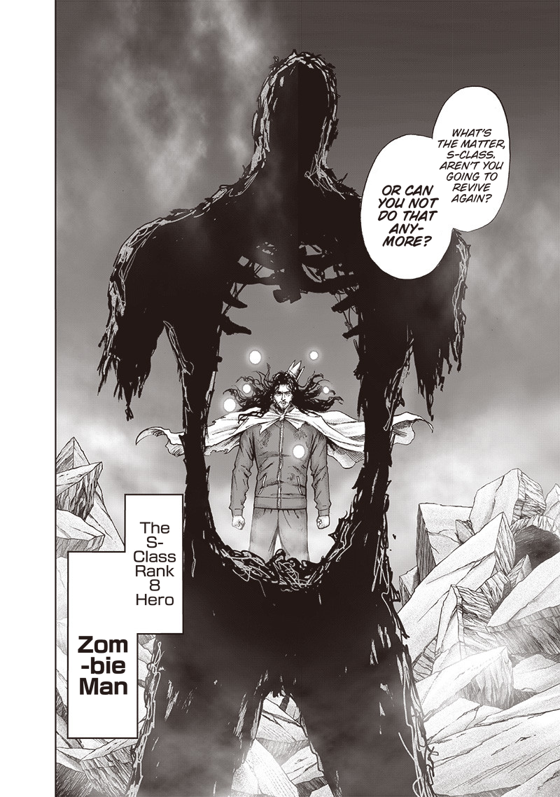 One Punch Man Chapter 123 Read Online Image 9