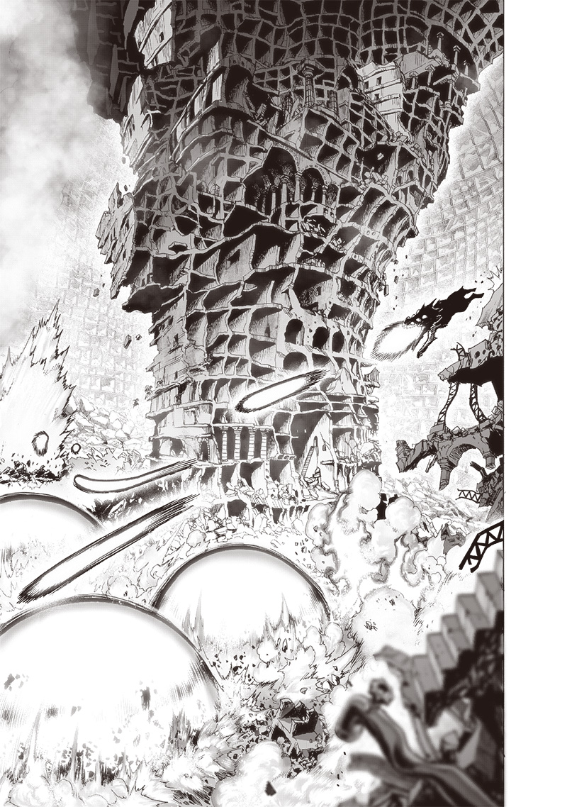 One Punch Man Chapter 124 Read Online Image 4