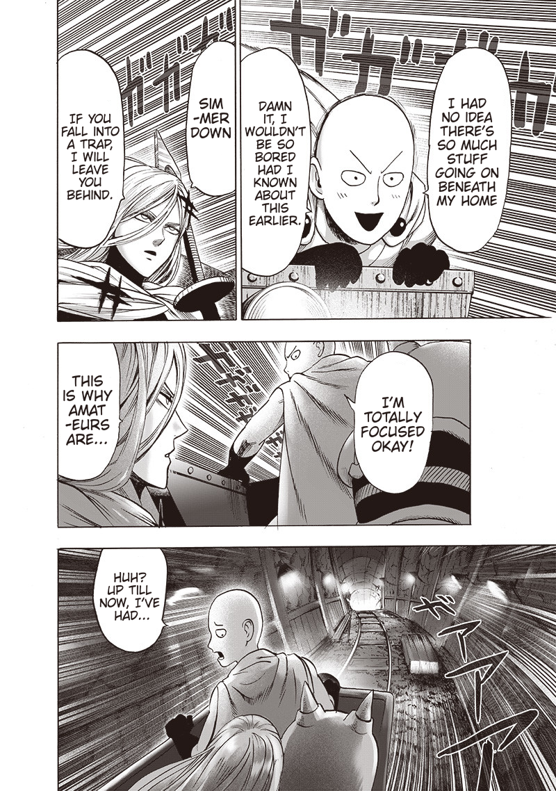 One Punch Man Chapter 125 Read Online Image 11