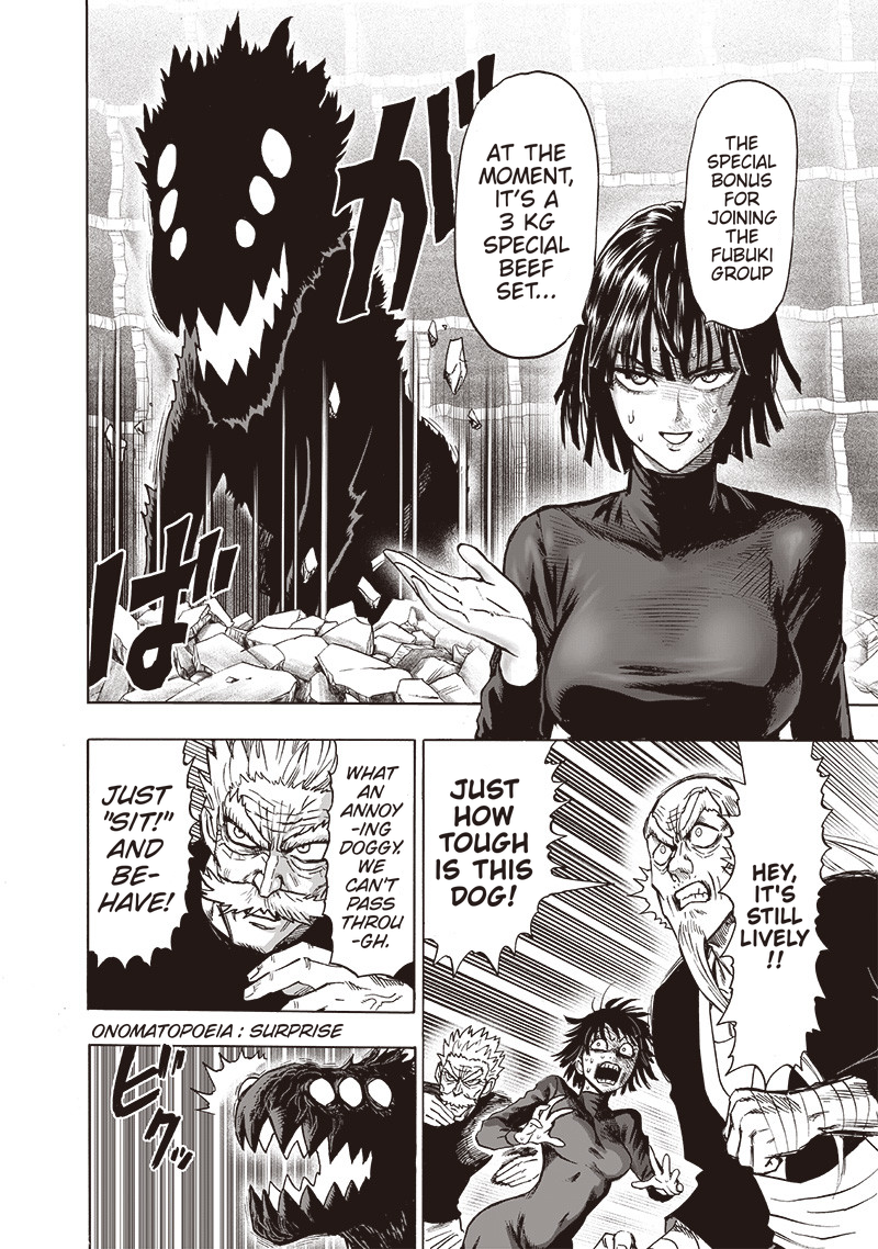 One Punch Man Chapter 125 Read Online Image 7