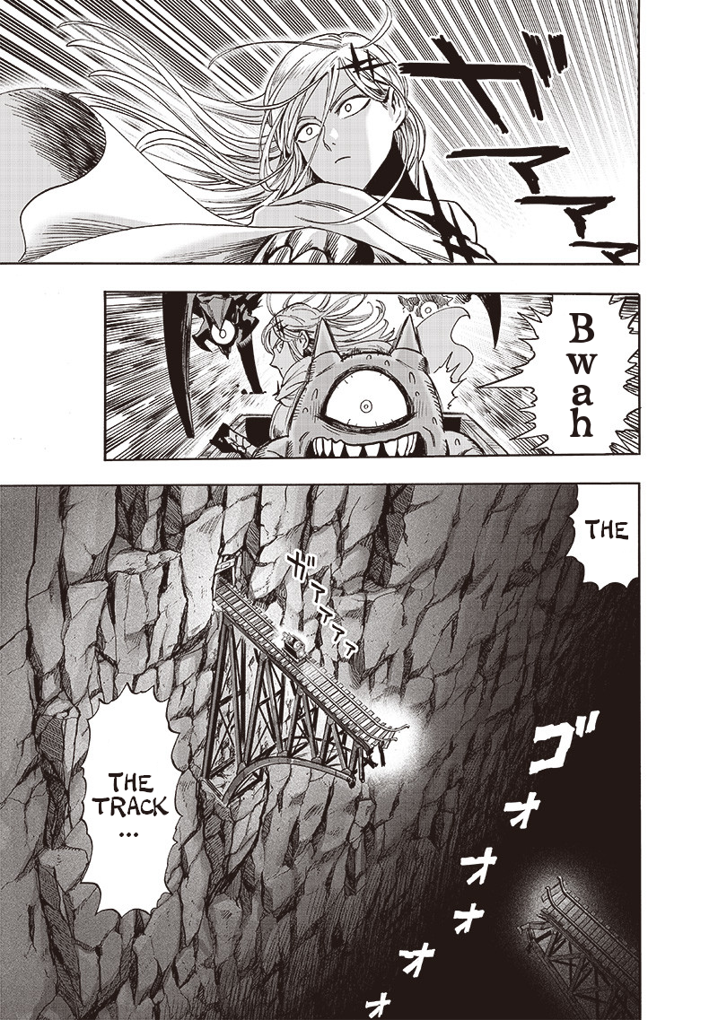One Punch Man Chapter 126 Read Online Image 10