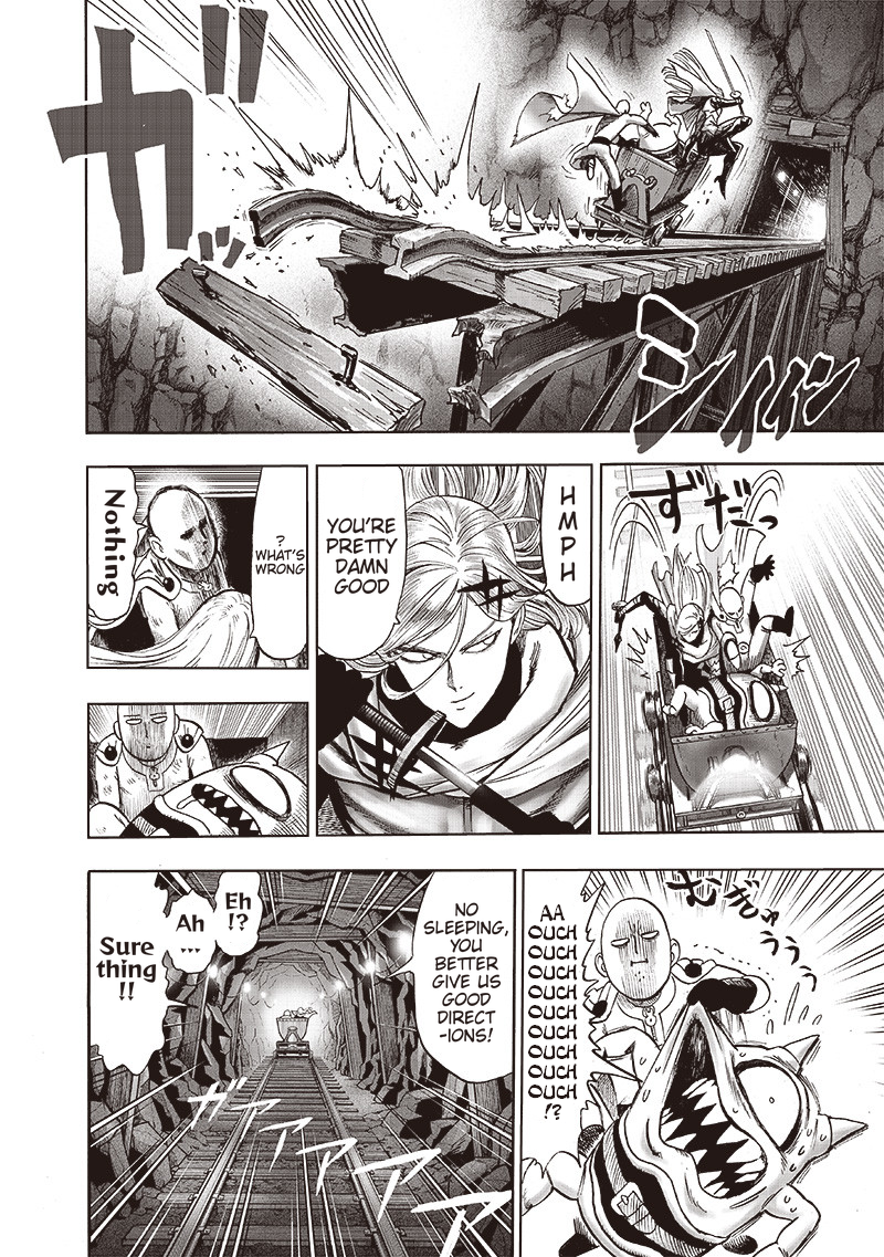One Punch Man Chapter 126 Read Online Image 16