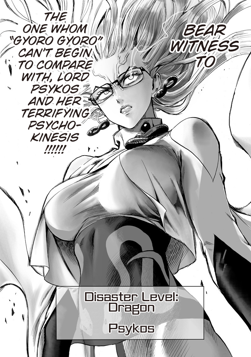 One Punch Man Chapter 126 Read Online Image 19