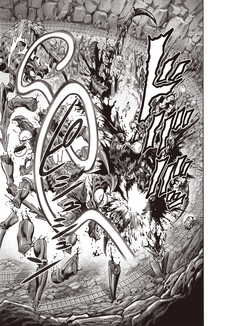 One Punch Man Chapter 126 Read Online Image 6