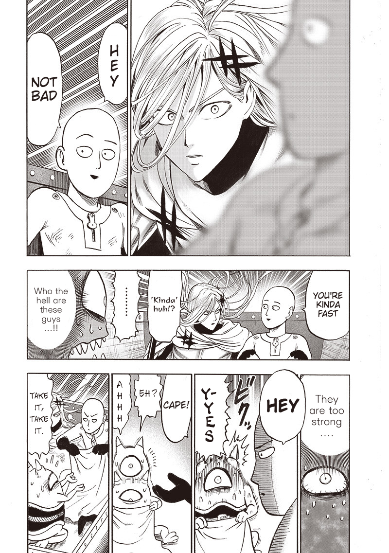 One Punch Man Chapter 126 Read Online Image 8