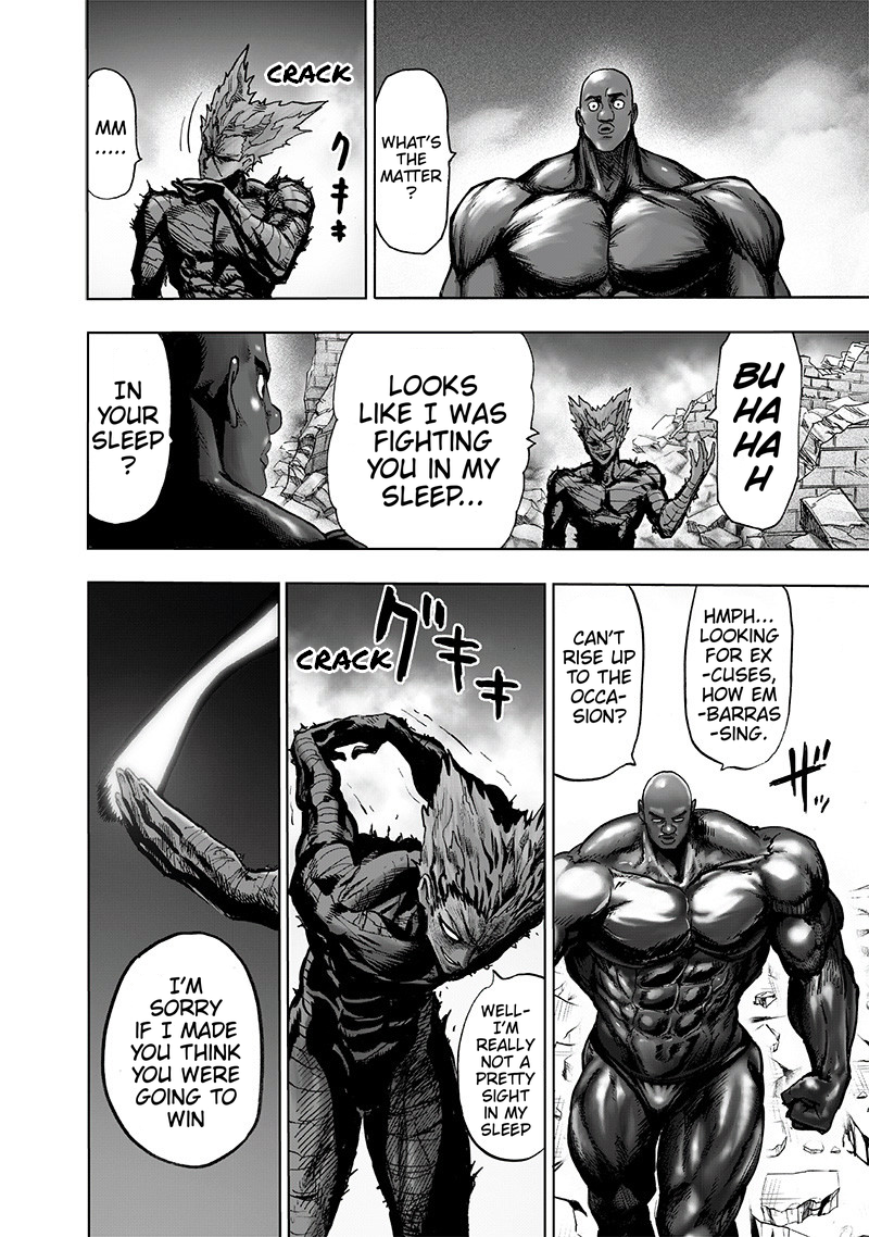 One Punch Man Chapter 127 Read Online Image 10