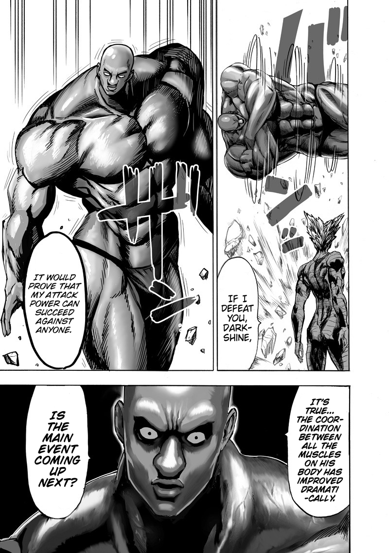 One Punch Man Chapter 127 Read Online Image 15