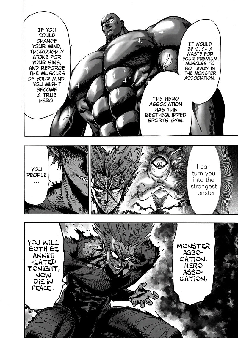 One Punch Man Chapter 127 Read Online Image 16