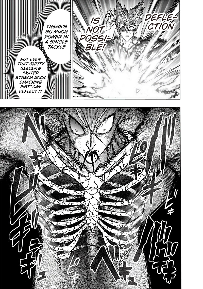 One Punch Man Chapter 127 Read Online Image 19
