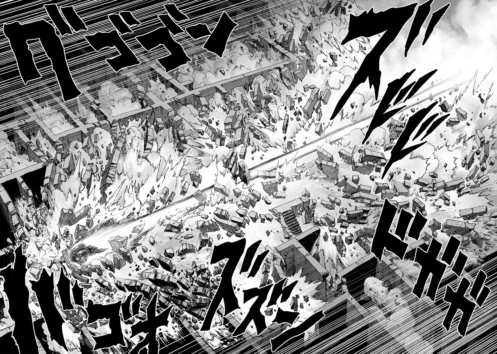 One Punch Man Chapter 127 Read Online Image 20