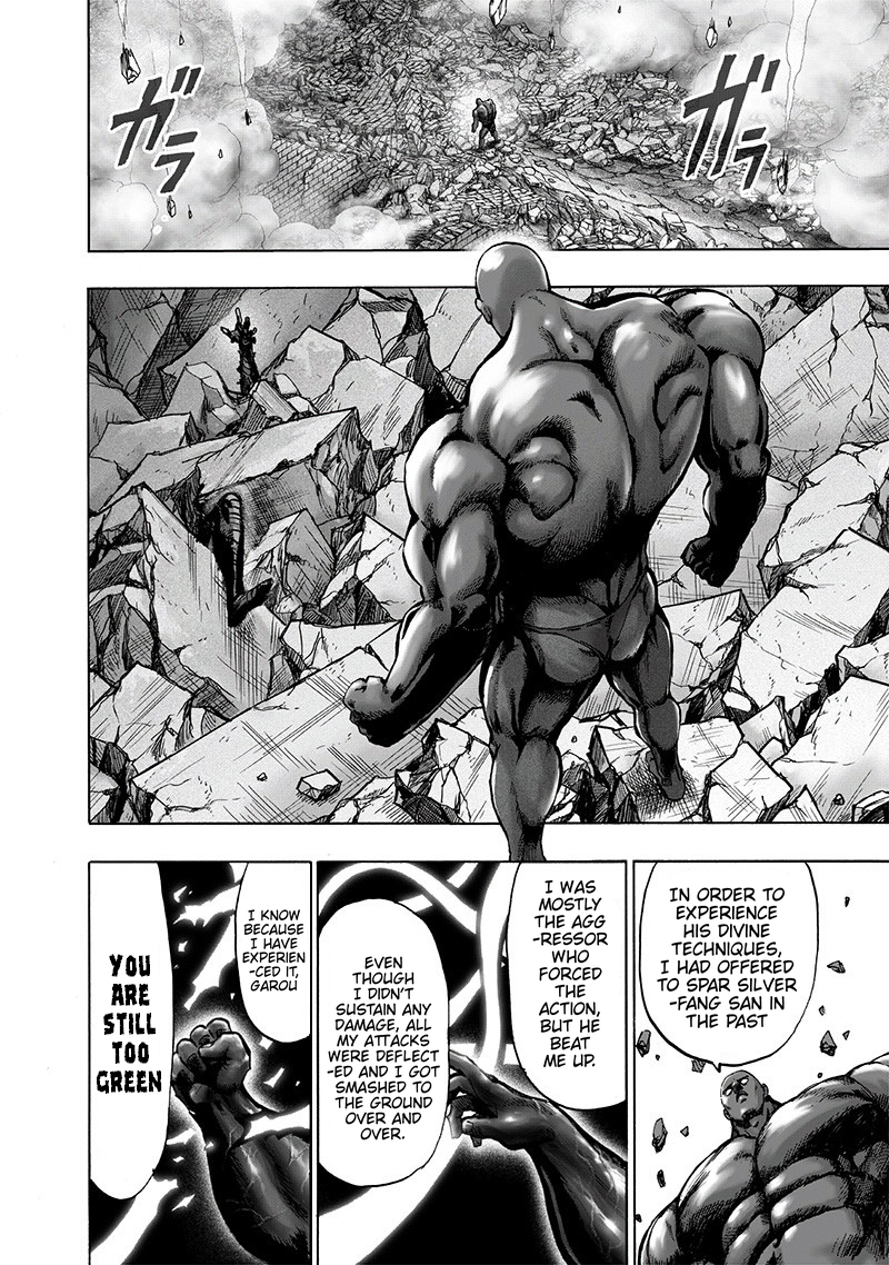 One Punch Man Chapter 127 Read Online Image 21