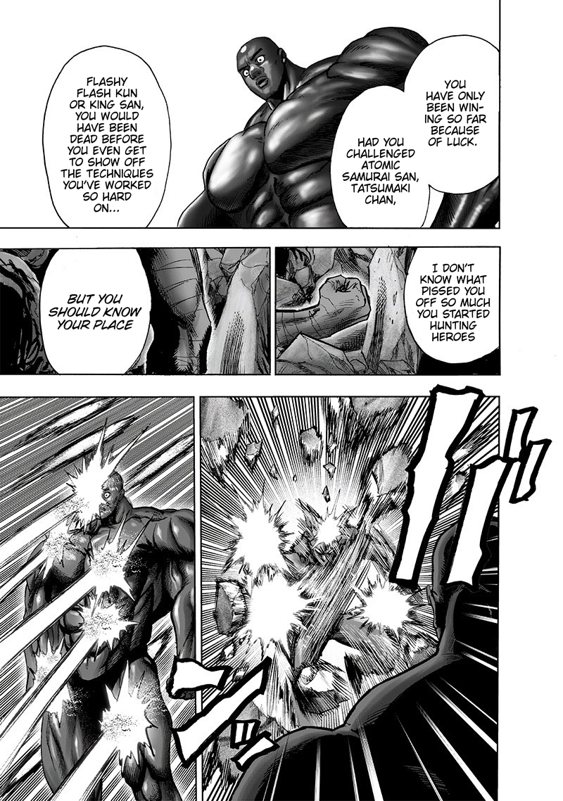 One Punch Man Chapter 127 Read Online Image 22