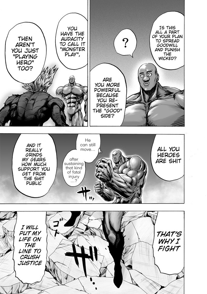 One Punch Man Chapter 127 Read Online Image 24