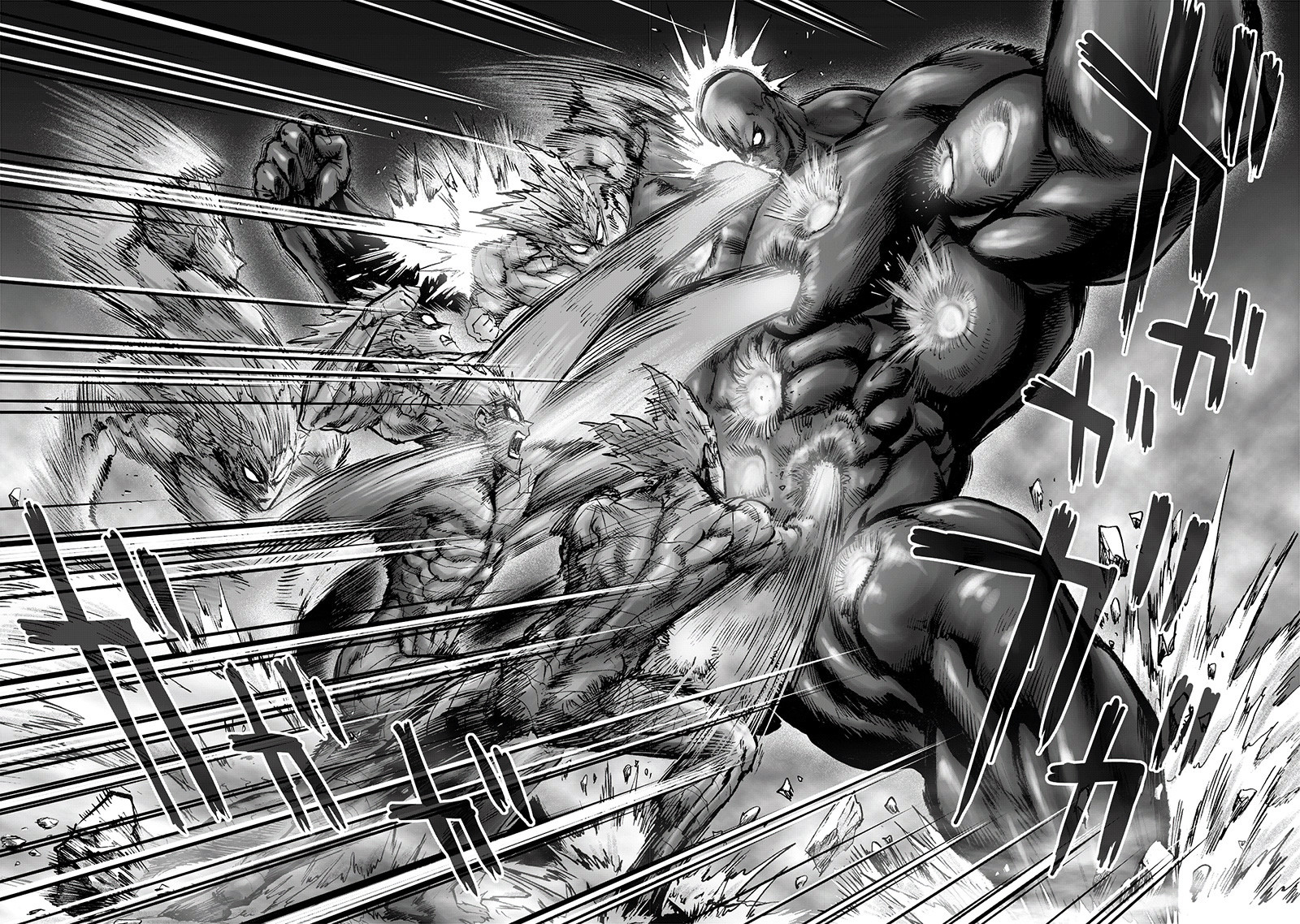 One Punch Man Chapter 127 Read Online Image 3