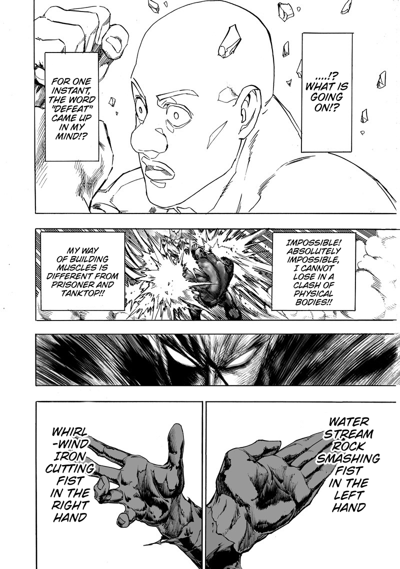 One Punch Man Chapter 127 Read Online Image 31